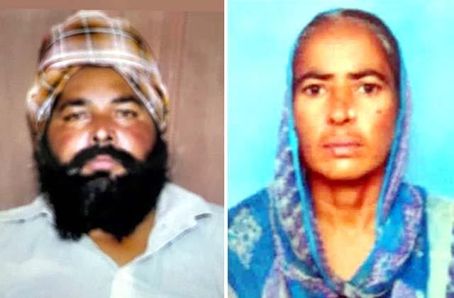 farmer and his wife commits suicide