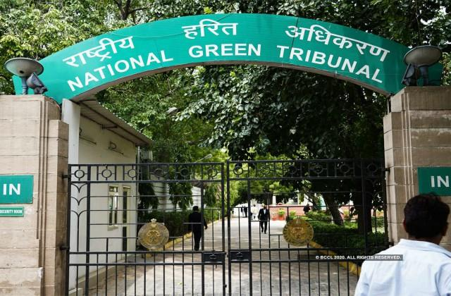 ngt sent notice to 18 states and union territories regarding pollution