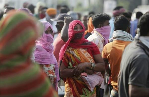 by august 7 4 crore people in india were infected with corona icmr