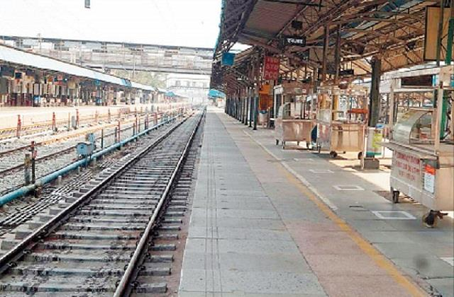 train services not resumed in punjab due to farmers protests