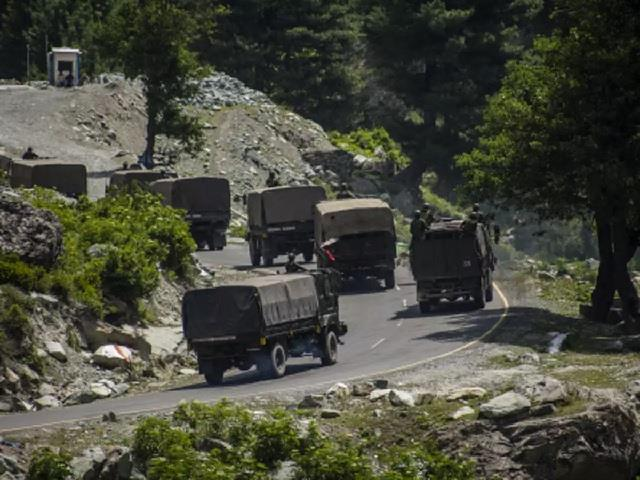 chinese construction activities along indian border provocative measure