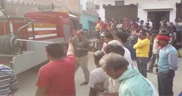 police cracked down on illegal firecrackers factory blast case
