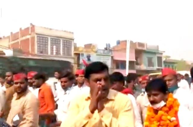 case of 250 including sp candidate accused of violating code of conduct