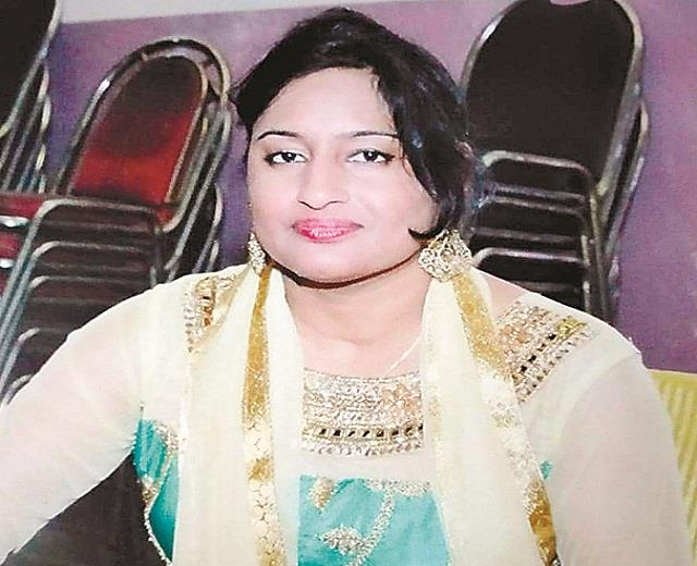 nri woman died