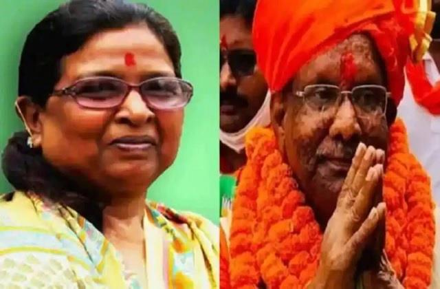 tarkishore and renu devi may be the new deputy chief ministers of bihar