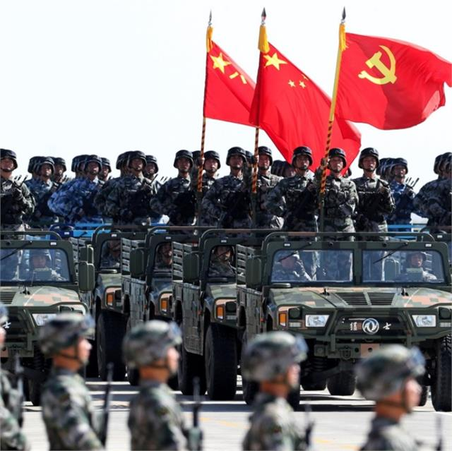 china made big plan for its army