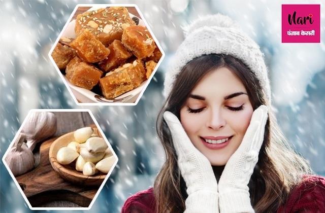 सर्दी की ठंड में शरीर को गर्माहट पहुंचाएंगे ये सुपर फूड्स