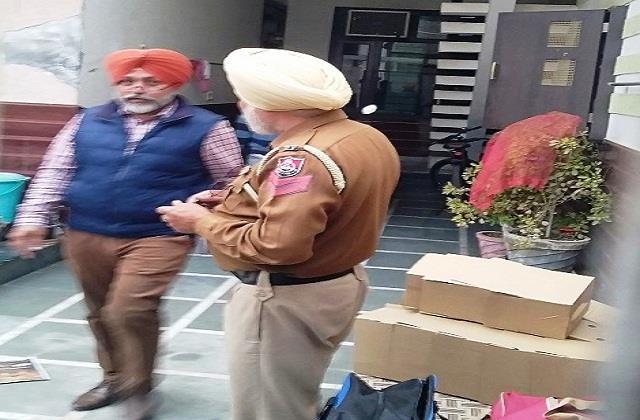a large amount of narcotics recovered from akali leader s house