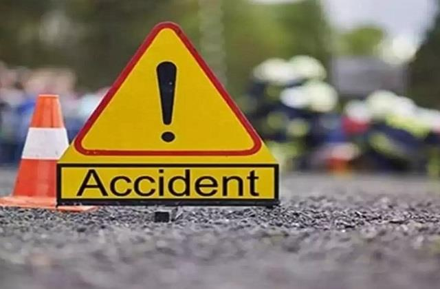 three killed in road accident in aurangabad