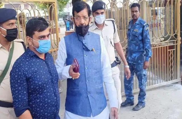 madan mohan jha wins from darbhanga teacher constituency
