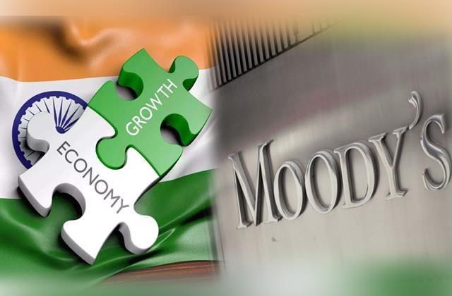 moody s improves gdp growth estimates for indian economy
