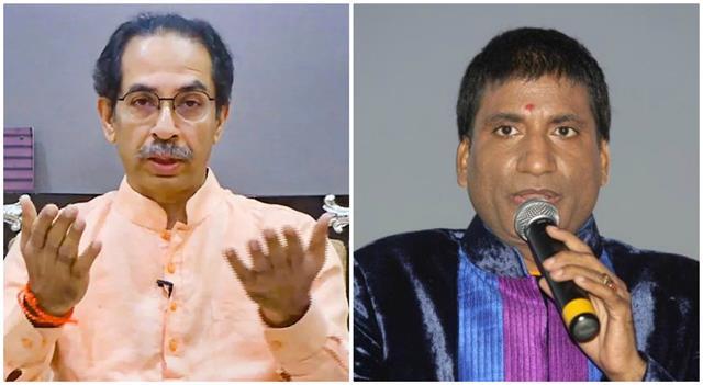 raju srivastava replied to uddhav thackeray s statement
