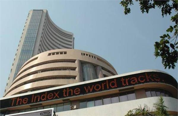 market crosses 44 000 in early trade nifty above 12 900