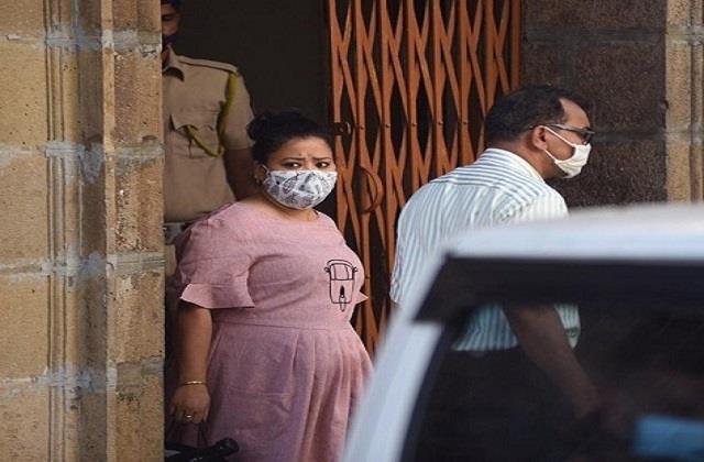भारती का NCB के सामने कबूलनामा, बोलीं- पति हर्ष लेकर आते थे गांजा
