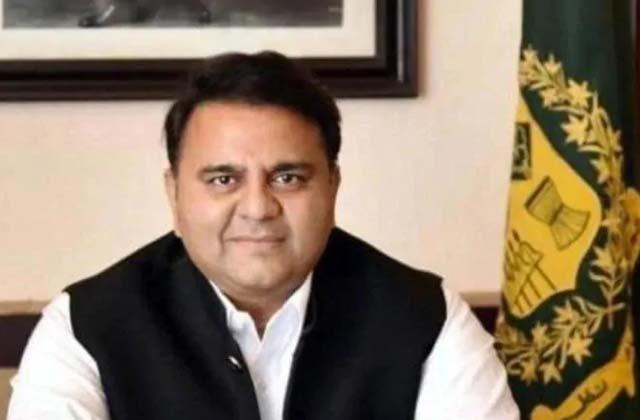 pakistan minister fawad tweeted about farmer movement