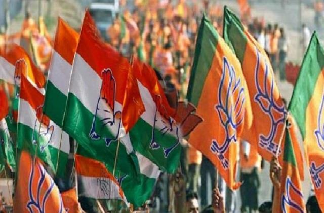 congress bid on exit poll  results will be better
