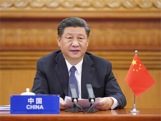 narrow differences resolve disputes through dialogue xi jinping
