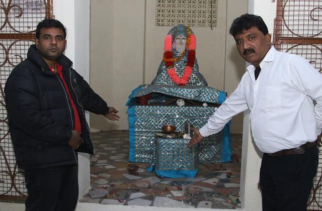 attack on valmiki temple