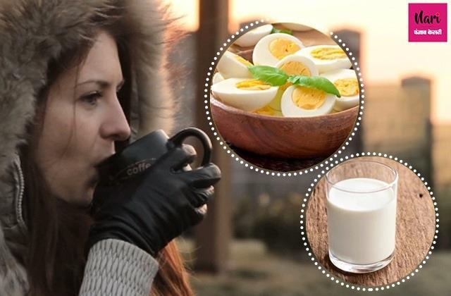 गलती से भी सर्दी में ना खाएं ये चीजें, फायदे की जगह होगा नुकसान!
