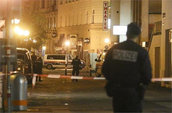 pm modi expressed grief over the brutal terrorist attack in vienna