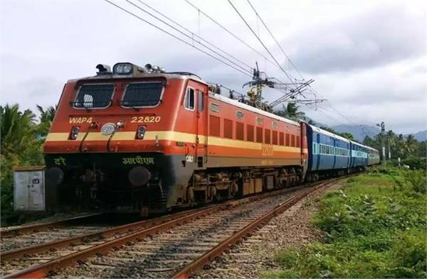 railways canceled many trains due to farmer protest