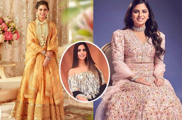 isha ambani at number 16 on fortune s most powerful business woman list