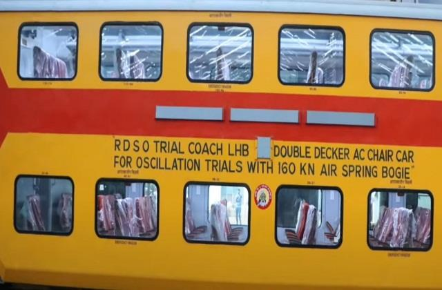 double decker coaches with speed ready