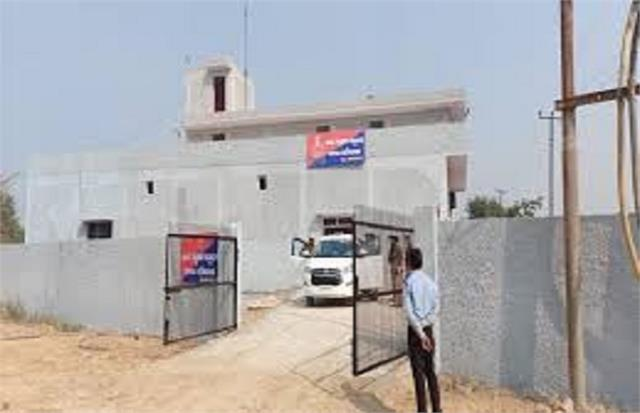 the district s 20th police station will open in ghaziabad from monday