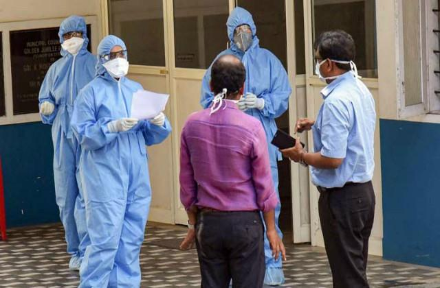 delhi 10 thousand rt pcr tests extended on the orders home ministry