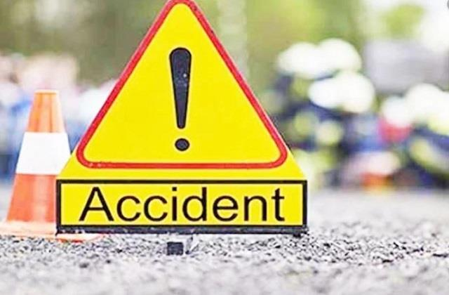 5 people died in a horrific road accident in singrauli