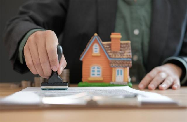 the rule of registry of your property will change