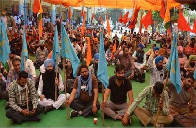 punjab roadways workers protest on 26