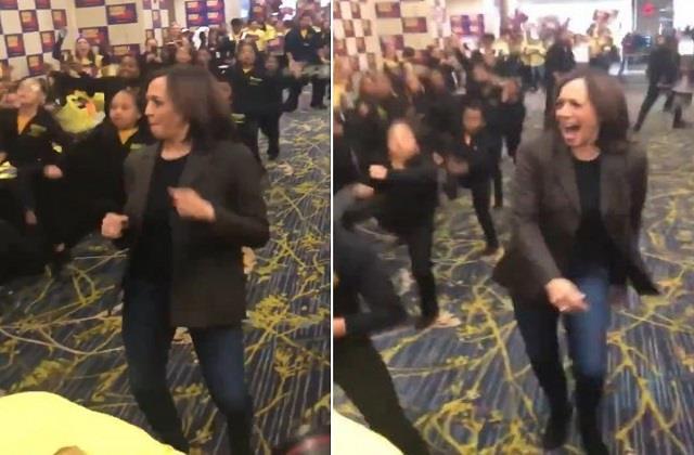 अमेरिकी चुनाव में मिली जीत के बीच वायरल हो रहा कमला हैरिस का ये वीडियो