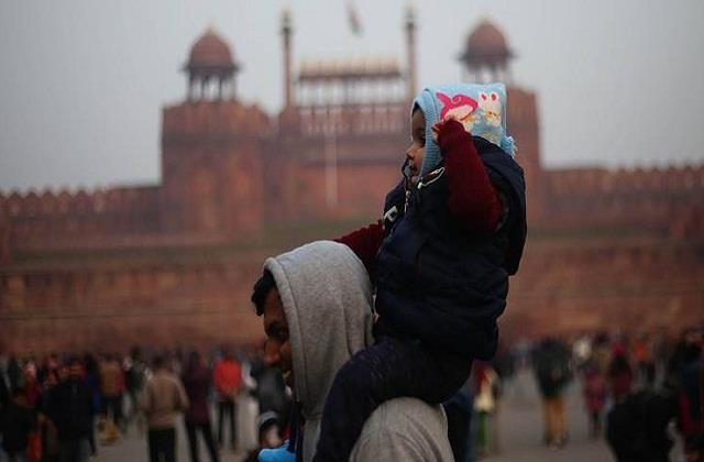 cold breaks records in delhi