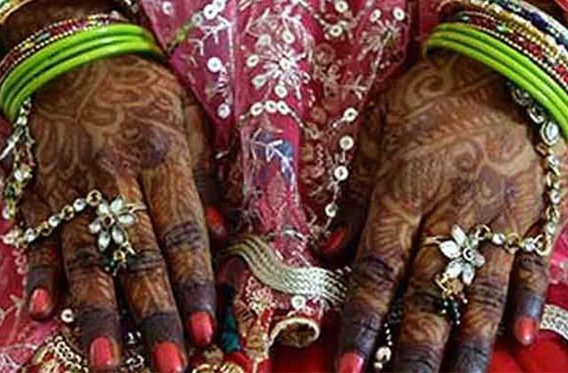 newly married flew away with lover