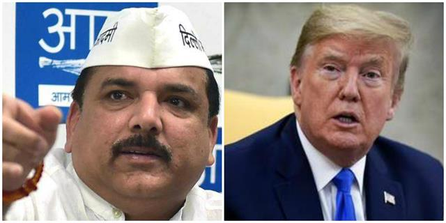 america had kept the stupid man as president sanjay singh