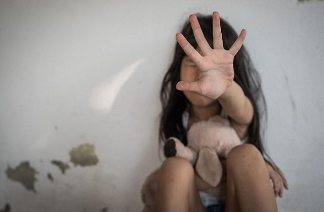 rape with 4 year old girl