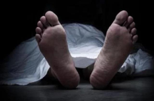 body of 40 year old man recovered from a house in ranchi