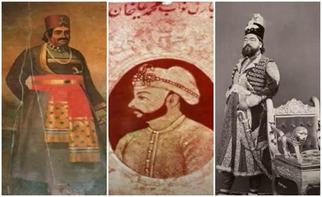 up 23 crore painting found in the treasury of nawab raza ali khan