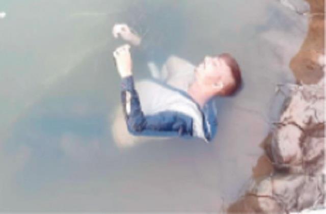 dead body thrown into sutlej river