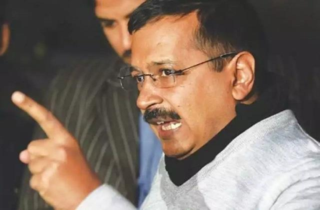 kejriwal on the support of farmers