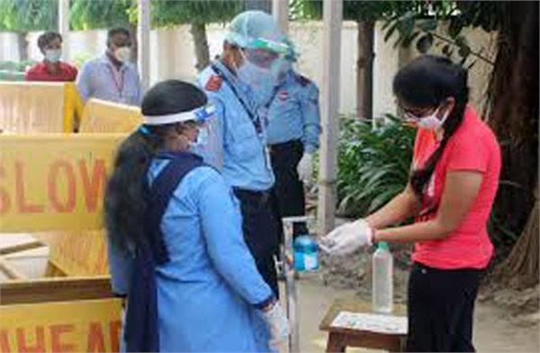 corona virus cases toll reaches 99 thousand in jammu kashmir