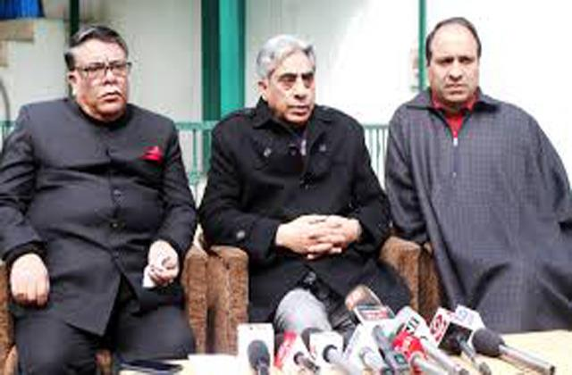 centre want to curb opposition alledge pdp