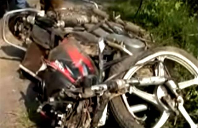 tragic road accident family s happiness changed in gum 3 dead and one injured