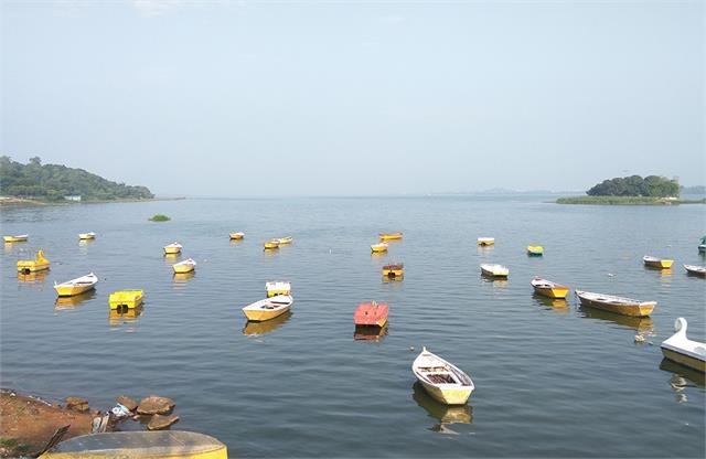 boat will run in ponds make jaunpur a tourist destination