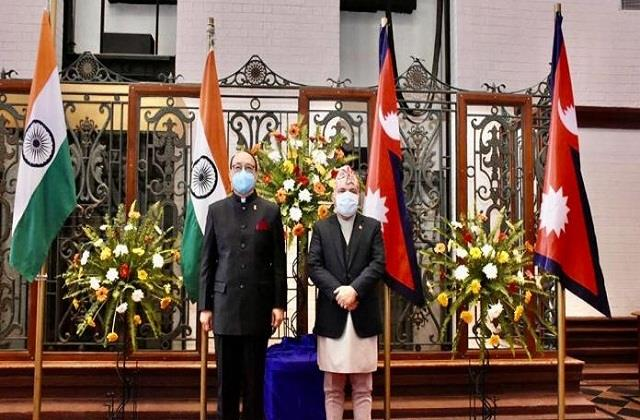 india agreed to increase mutual cooperation with nepal
