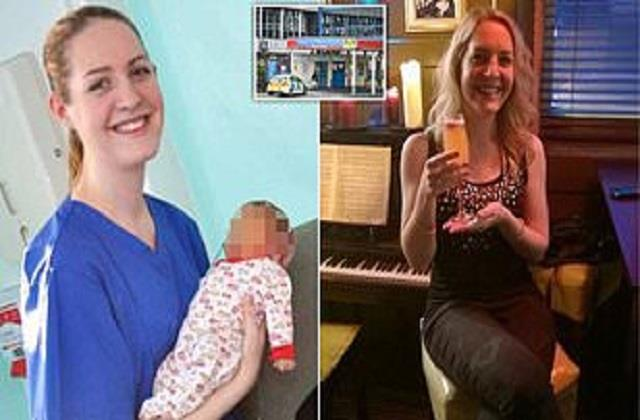 british healthcare worker charged with killing eight babies