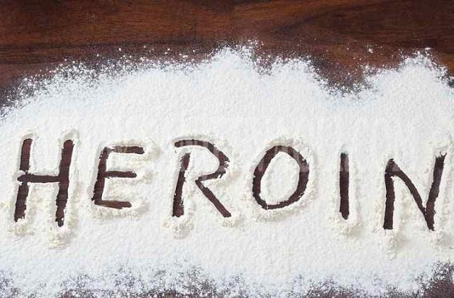 35 crore heroin recovered