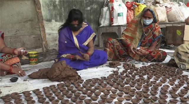 special diets made from cow dung and ganges soil