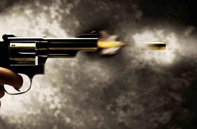 coal businessman shot dead at chhatra ghat in chatra